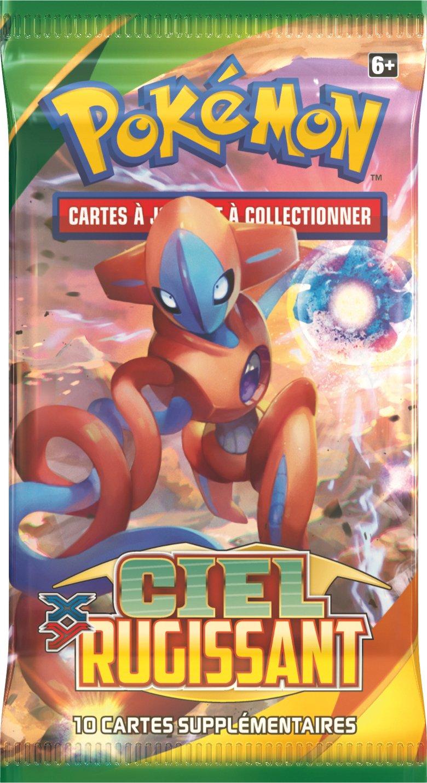 Pokemon , juego de cartas, sobres en francés, Xy, colección ...