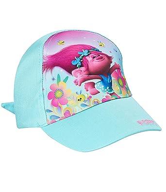 47362c7c5a8 Trolls Poppy Spring Children Hat Baseball Cap Girls Summer Cap Children