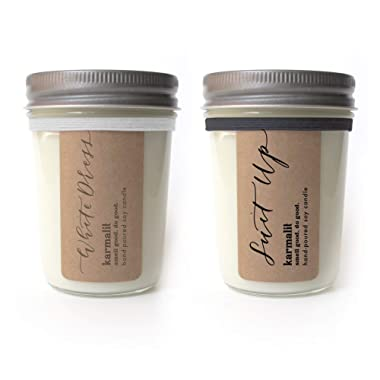Wedding Soy Candles