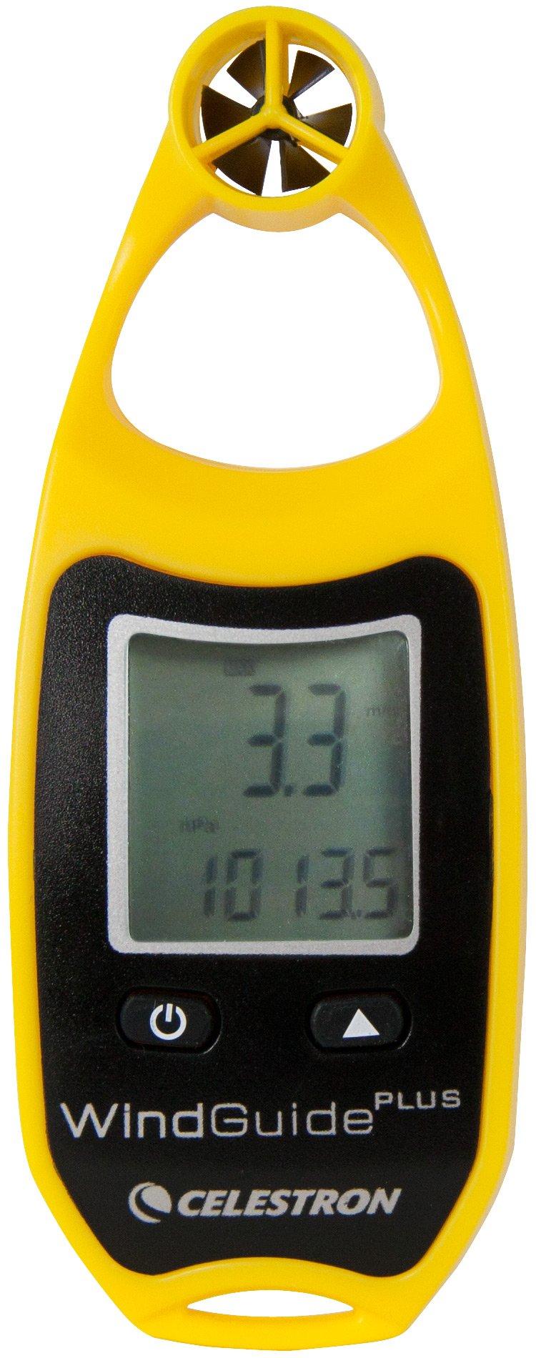 Celestron 48025 Windguide Plus (Yellow)