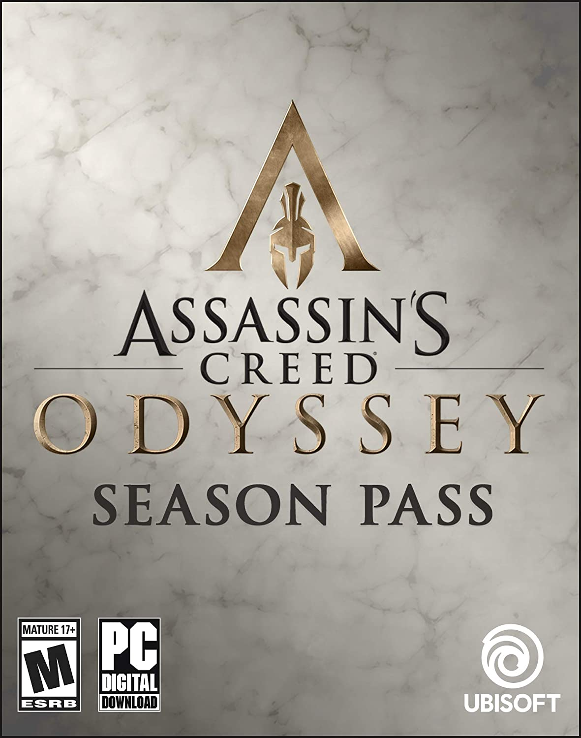 Amazon com: Assassin's Creed Odyssey Season Pass [Online Game Code