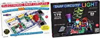 amazon best sellers best 2722865010 electronicssnap circuits sc 300 electronics discovery kit with snap circuits lights electronics discovery kit bundle