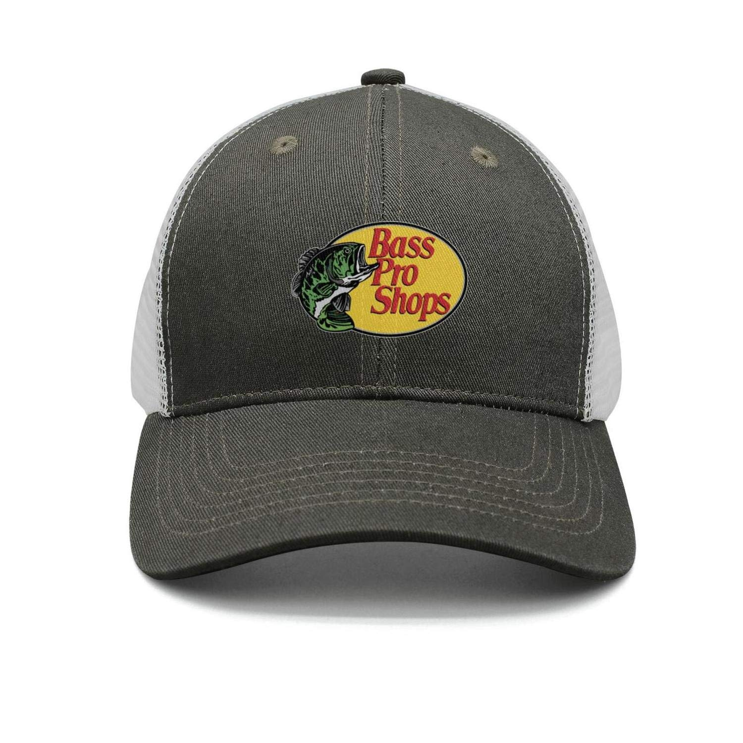 Bass-Pro-Shops-Logo- Snapback Cap Trucker All Cotton Relaxed