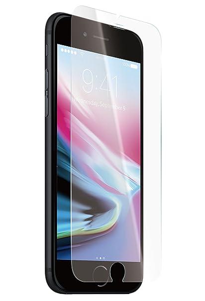 best service bcf36 963b5 Amazon.com: iPhone 8 Plus/7 Plus Xkin Tempered Glass Ultra-Tough 9H ...
