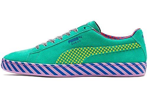 c1b18be65301 Puma Suede Classic Pop Culture Shoes  Amazon.co.uk  Shoes   Bags