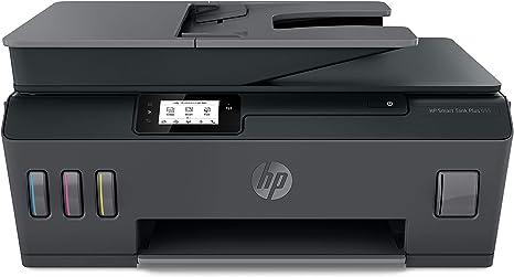 HP Smart Tank Plus 655 - Impresora multifunción inalámbrica ...