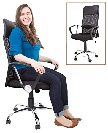 The Stand Steady Ergonomic Mesh Chair