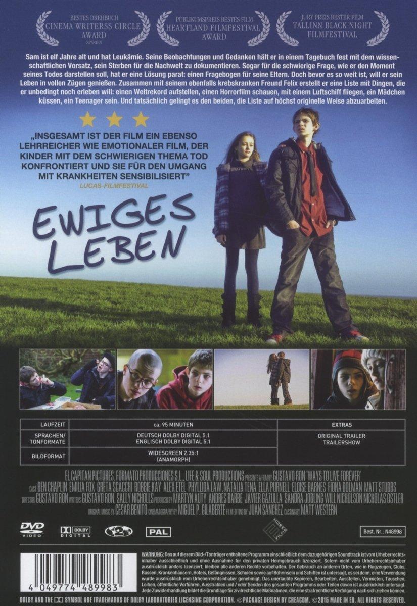 Ewiges Leben-Jede Minute Zählt [Alemania] [DVD]: Amazon.es ...