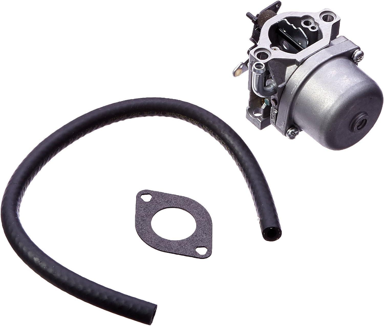 Part Briggs /& Stratton 593297 Carburetor Genuine Original Equipment Manufacturer OEM