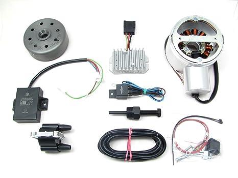powerdynamo sistema de encendido Estator Zundapp K500 KS600 ks601 DC sistema