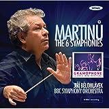 Martinu: Symphonies Nos.1-6