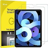 JETech Schermbeschermer Compatibel met iPad Air 4 10,9 Inch, iPad Pro 11 Inch Alle modellen, Face ID Compatibel, Gehard…