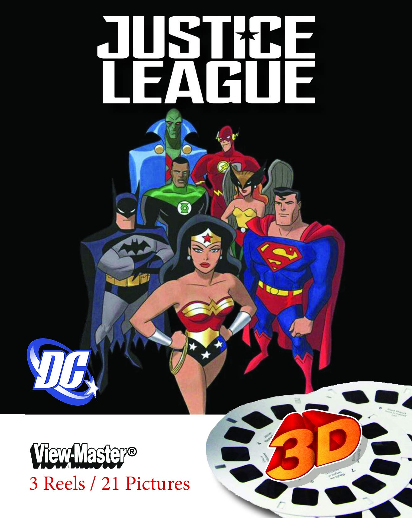 View Master 3-D Justice League by View Master (Image #1)