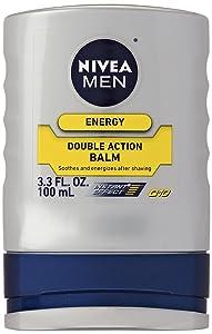 Nivea For Men Double Action After Shave Balm - 3.3 oz