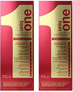 Uniq One All-in-One Hair Treatment 5.1oz/150ml (Set of 2)