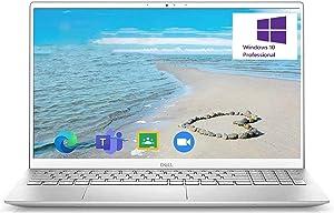 2020 Newest Dell Inspiron 15 5000 Premium Laptop: 15.6 Inch FHD Display10th Gen Intel i7 16GB RAM, 512GB SSD WiFi Bluetooth HDMI Backlit-KB FP- Reader Win10 Pro 32GB PCS USB Card