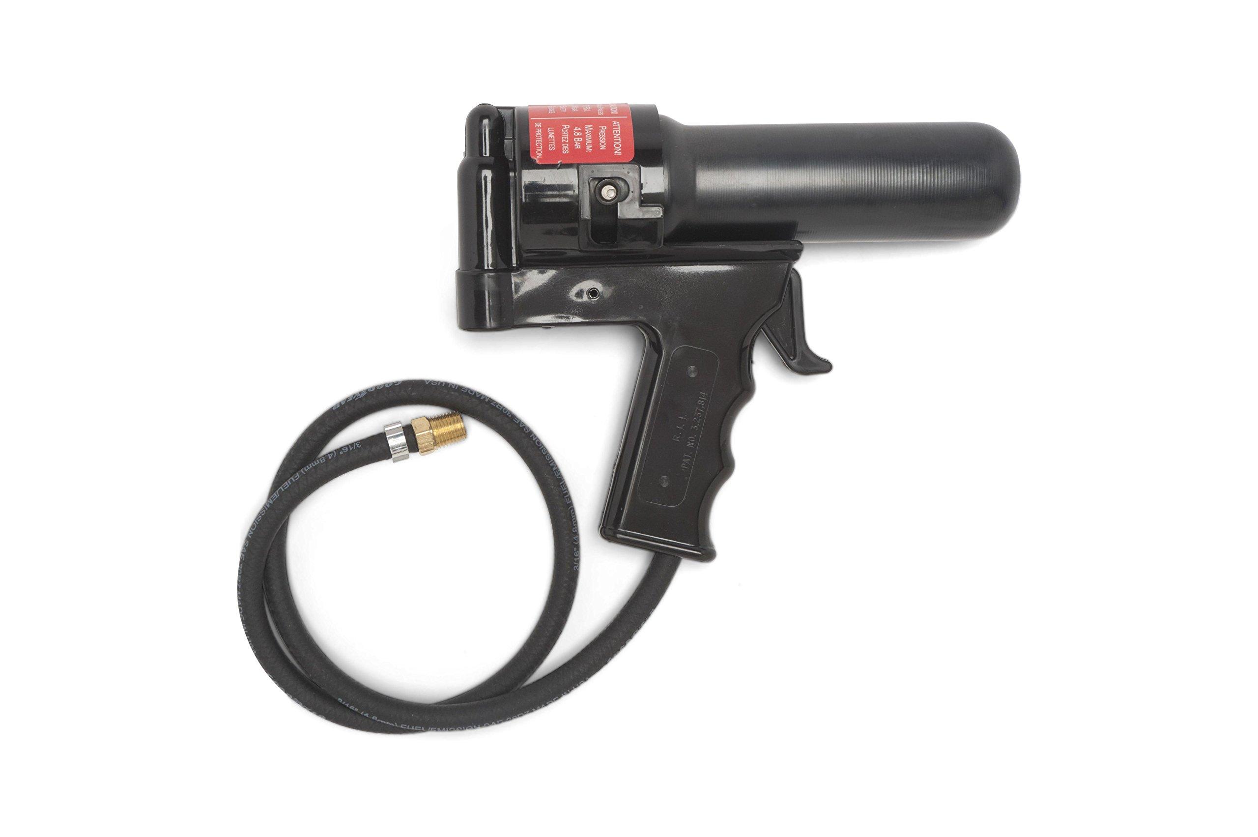 Weller PG10260 Caulk Gun, Pneumatic, 6 Oz, Aerospace, Black by Weller
