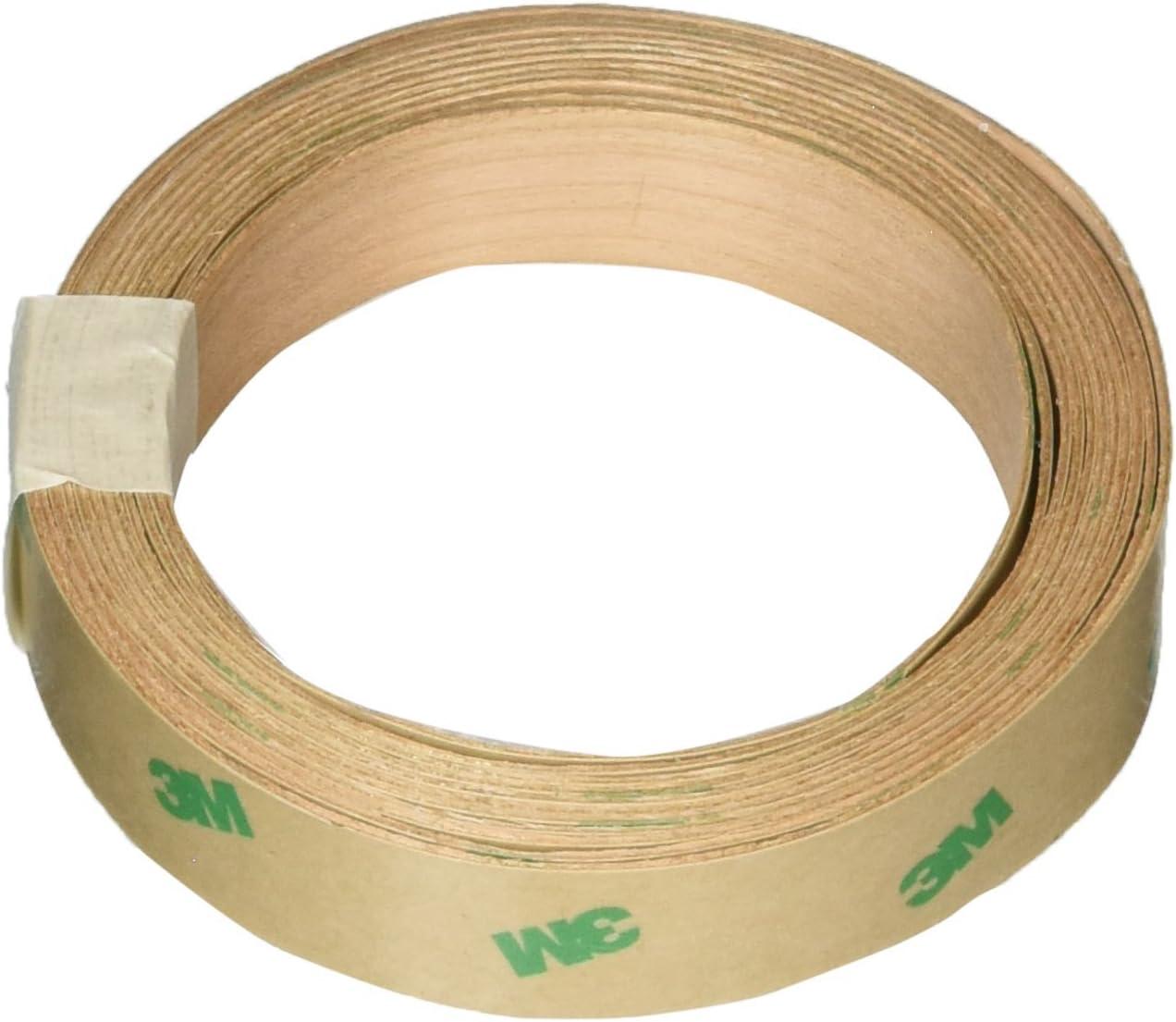 Band-It 34760 Real Wood Veneer Peel-N 3//4 x 8 Stick Edgebanding Red Oak