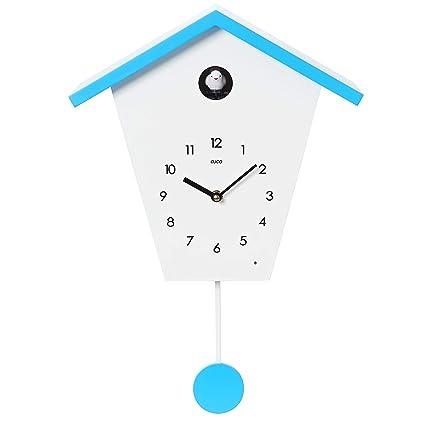 Orologio Cucu Moderno Offerte.Cuco Clock Orologio Cucu Casa Della Foresta Nera Con Pendolo