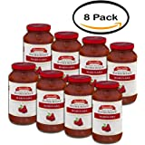 PACK OF 8 - Mezzetta Napa Valley Homemade Sauce Marinara, 24.5 OZ