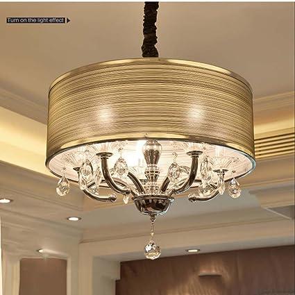 Lampadari A Cristallo Classici Moderni Led Lampadine A Led Creativo