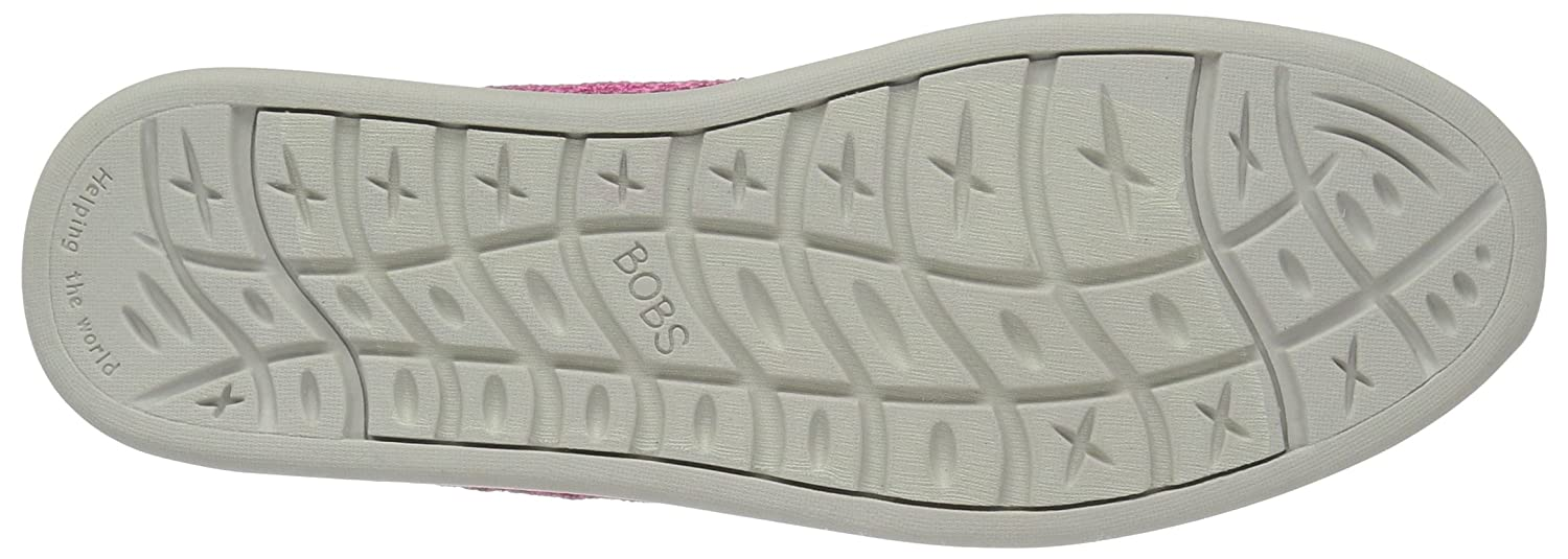 Skechers Damen, Schuh, Bobs Hot World - Dream Catcher Hot Bobs Pink cb86fe