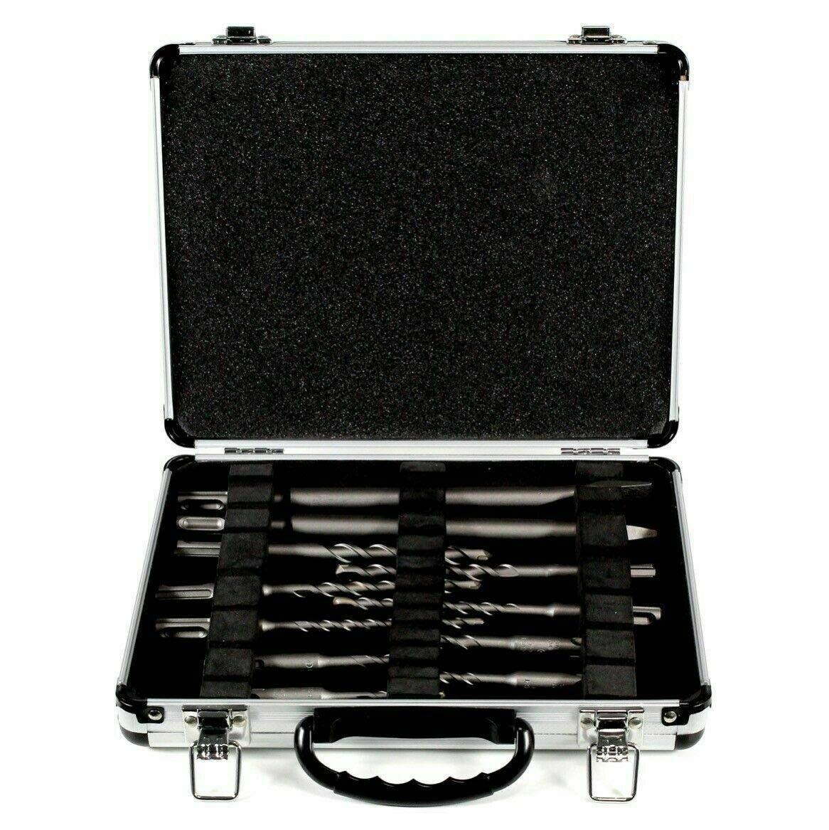 Coffret en aluminium Bosch 2608578765 Coffret de 11 forets SDS