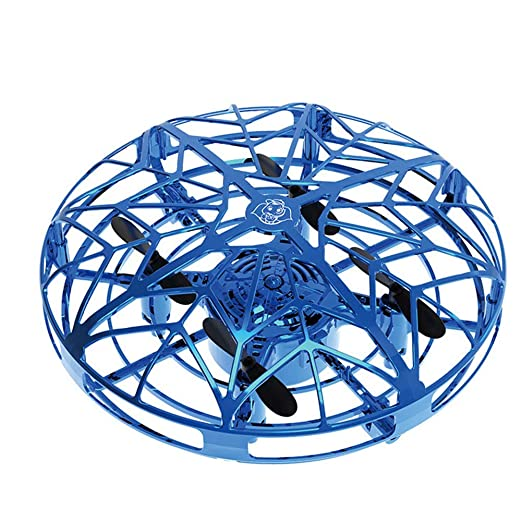 GCDN Drone controlado a Mano para niños o Adultos, helicóptero ...