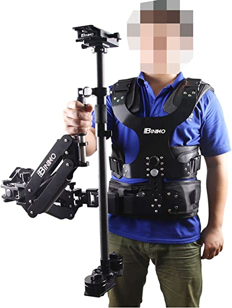 Binko 1 – 5 kg Estabilizador de cámara de fibra de carbono ...