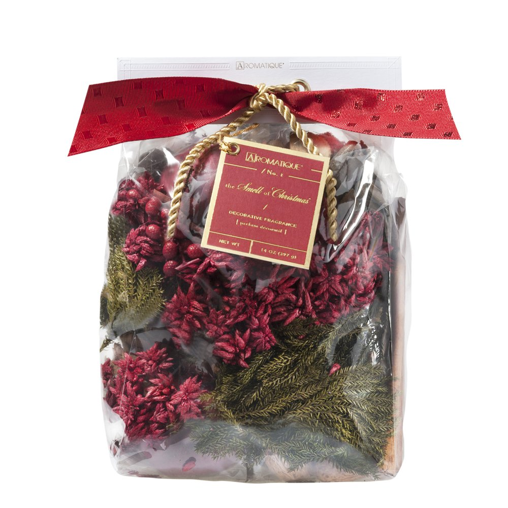 激安人気新品 Aromatique Decorative Potpourri Aromatique bag- The Smell Decorative Ofクリスマス 14oz Potpourri Pocketbook Bag 14oz Pocketbook Bag B073G1KXLX, 釣具のレインドロップス:23a58fca --- arianechie.dominiotemporario.com
