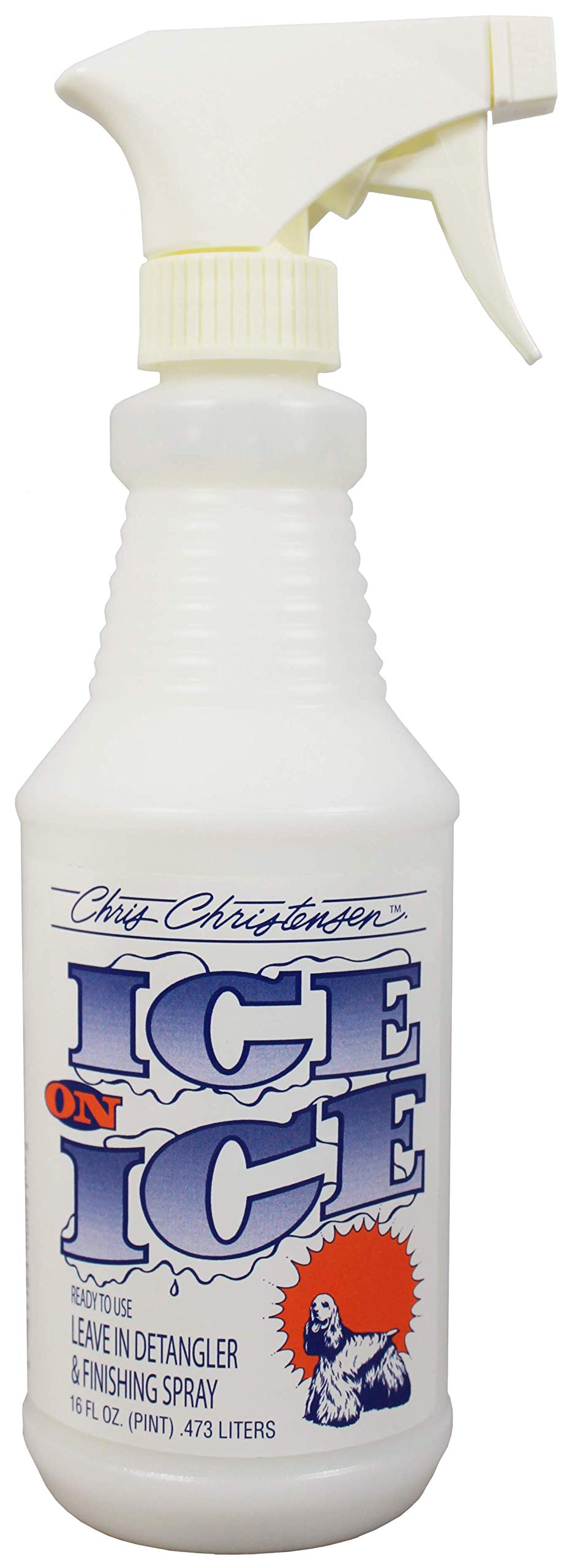 Chris Christensen Ice on Ice Conditioner with Sunscreen Ready to Use 16 oz