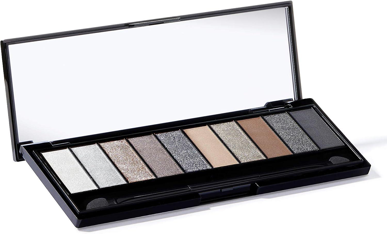 FIND - Midnight Queen - Paleta de sombras de ojos de 10 tonos n.1: Amazon.es: Belleza