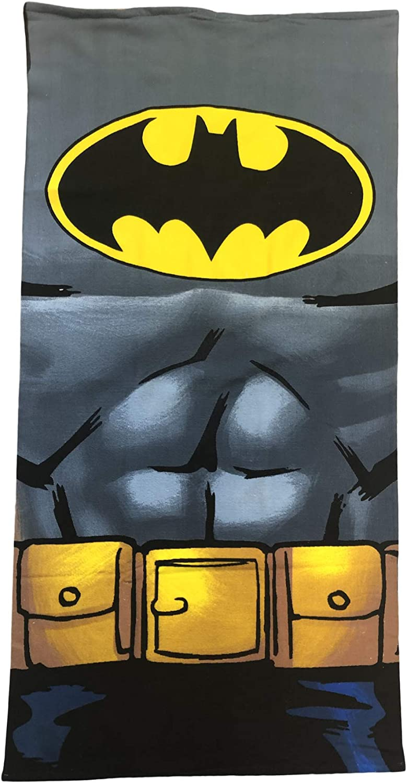 Batman' Chest with bat Sign Microfiber Beach Towel