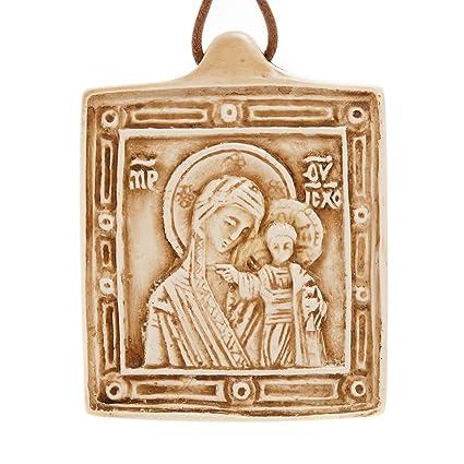 Esculturas Obras de arte y material decorativo Holyart Virgen con el Niño Bethléem