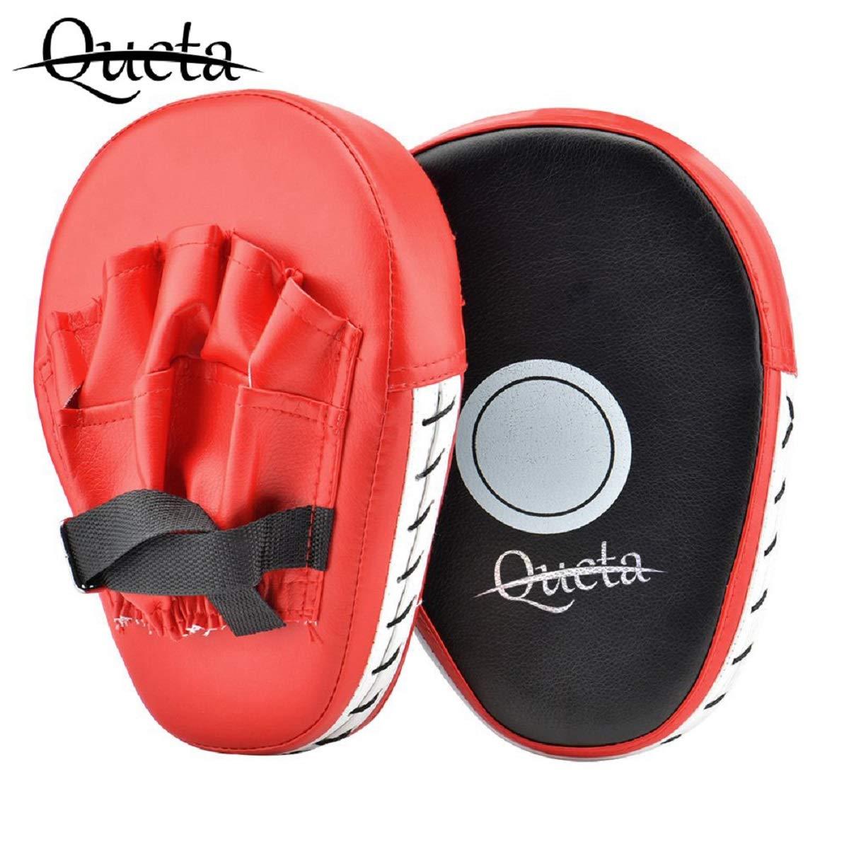 Hook /& jabs pad Coaching Focus pad Punching Target mitts kids Junior Children