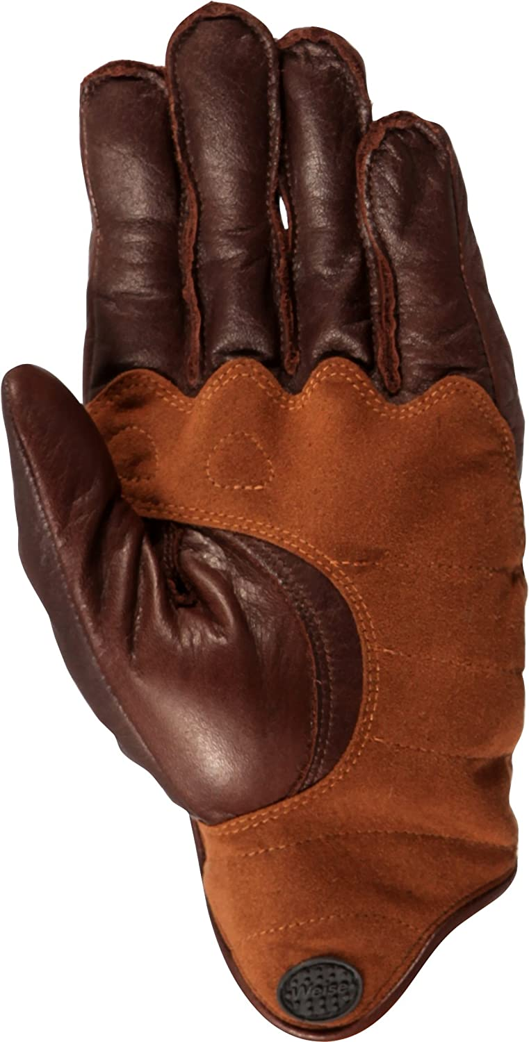 Brown X-Small Weise Victory Gloves