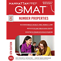 GMAT Number Properties (Manhattan Prep GMAT Strategy Guides Book 5)