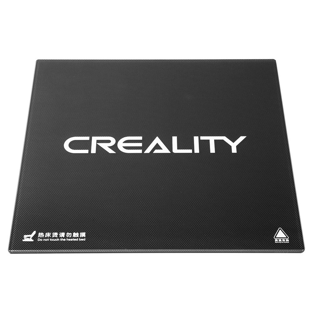 Comgrow Heat Bed Glass Plate 235 x 235mm for Creality 3D Printer Ender-3 Ender-3 Pro Ender-5