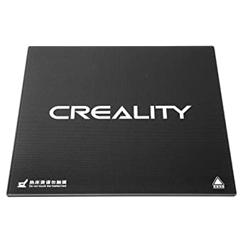 Comgrow Heat Bed Glass Plate 235 x 235mm for Creality 3D Printer ...
