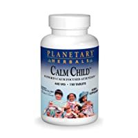 Calm Child Planetary Herbals 150 Tabs
