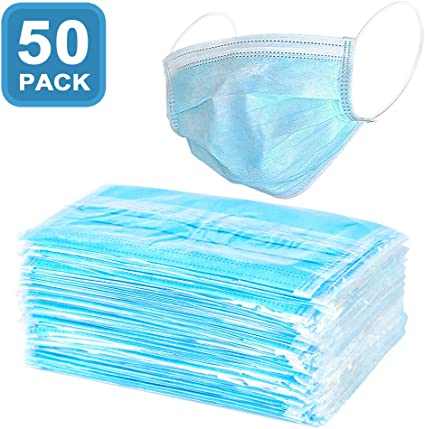 surgical disposable face masks 3 ply