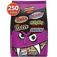 Deals on 250-Pcs Mars Candy Bars Variety Mix 96.2-Oz