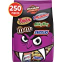 250 Count Mars Halloween Candy Bars Variety Mix 96.2Ounce