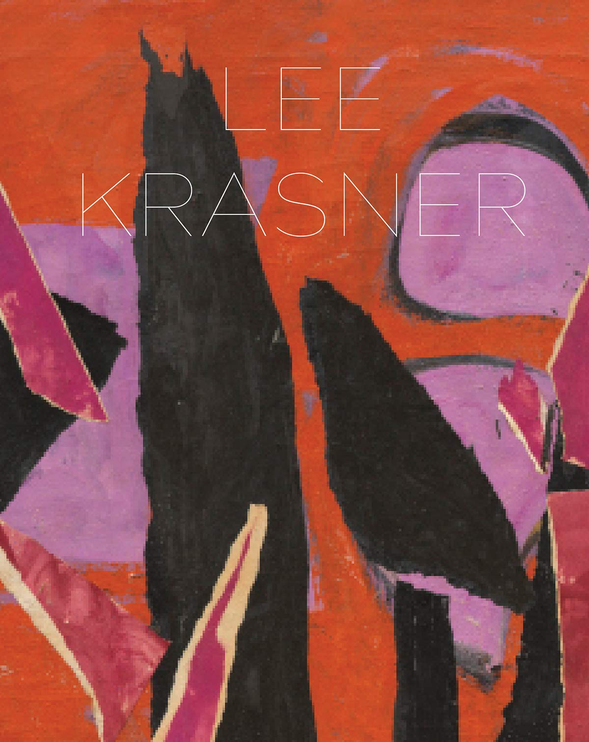 Lee Krasner: Living Colour por Eleanor Nairne
