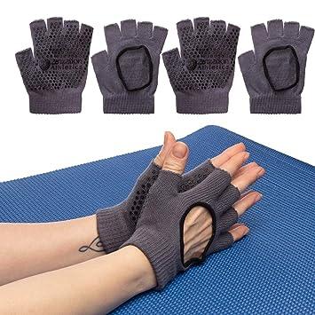 Zenzation - Guantes de Yoga para Mujer (3 Pares ...