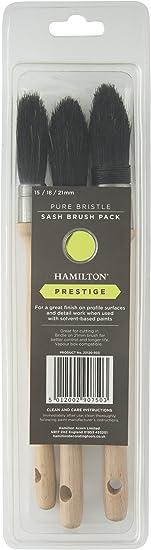 5 St/ück Prestige Pinsel Synthetik