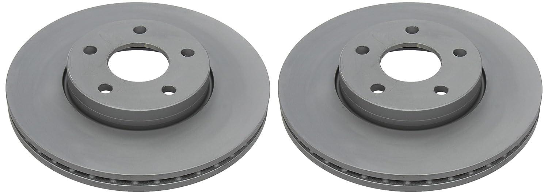 Brembo 09813721 Discos de Freno con Recubrimiento UV Set de 2