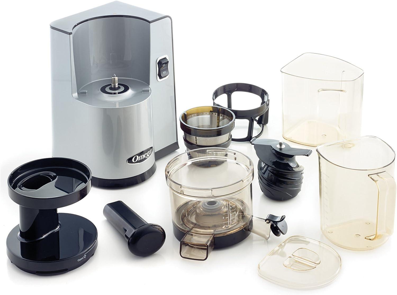 Parts of Omega VSJ843 Slow Juicer