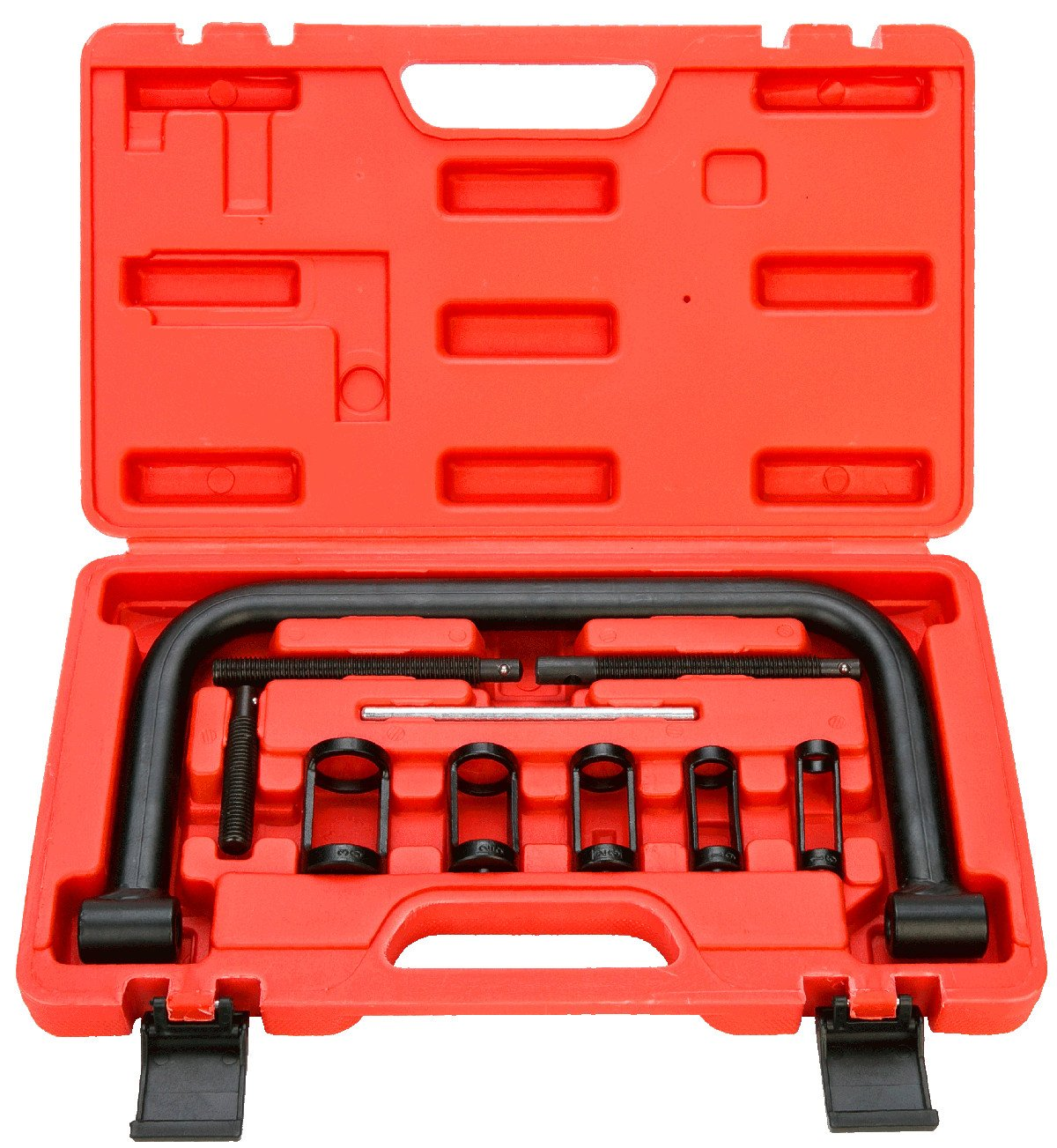 8milelake Valve Spring Compressor Automotive Tool Set Repair Tool freebirdtrading