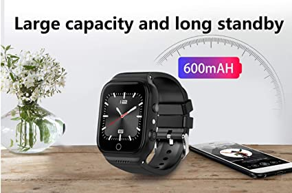 LPJYC Bluetooth Smart Watch Android 5.1 ROM 8G Support Sim Card 3G ...